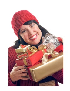 Holiday lady blog